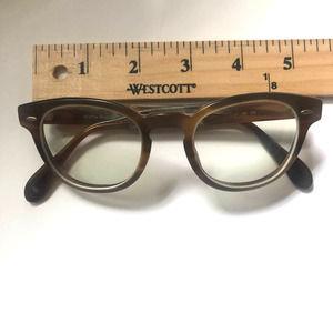 Oliver Peoples glasses frames
